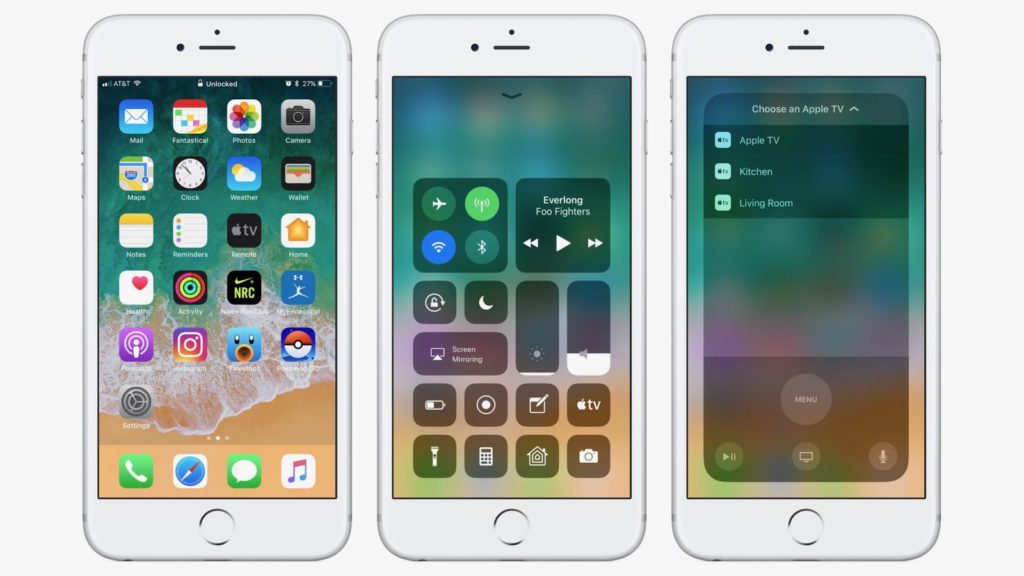 What's New in iOS 11 – For Developers