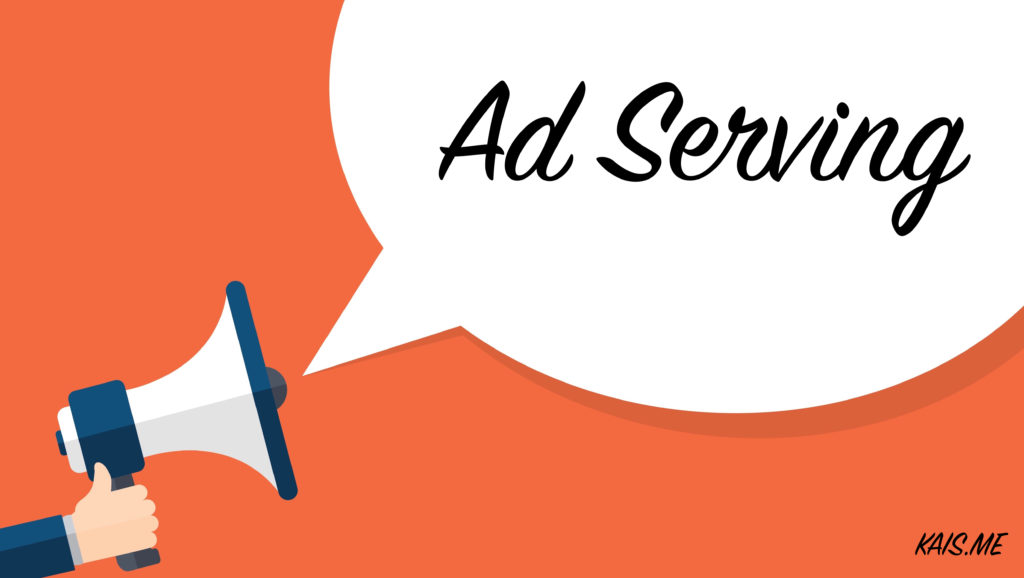 """What is an """"Ad Serving"""" service?"""