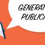 Generating Publicity