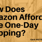How Does Amazon Afford Free One-Day Shipping?