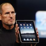 Steve Jobs Introducing the iPad