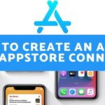 create an app id in appstore connect