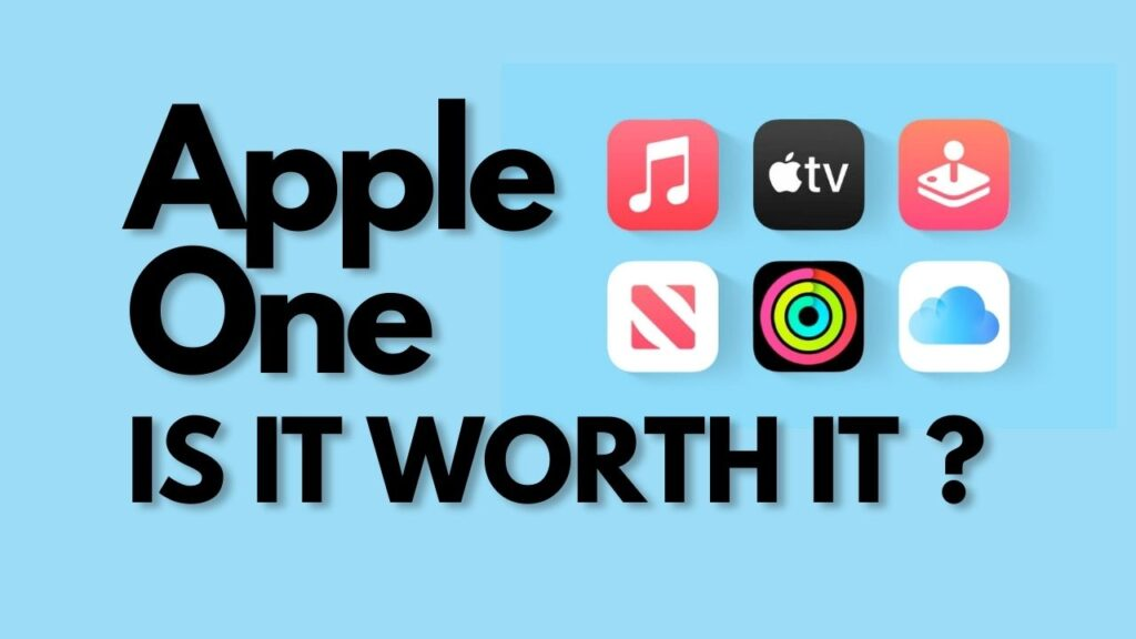 Thought: Is Apple One Worth It?